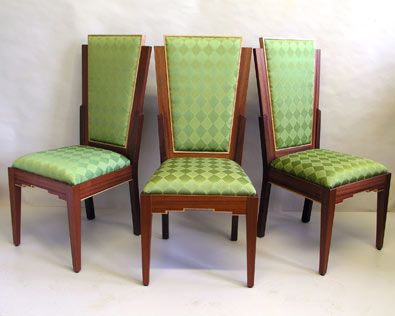 art deco chair set art deco chairs