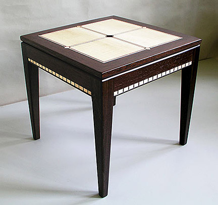 gaming table design
