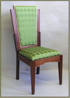 Custom Art Deco Furniture :  desk home furnishings designer chair