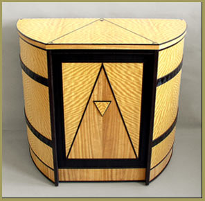 Art Deco storage