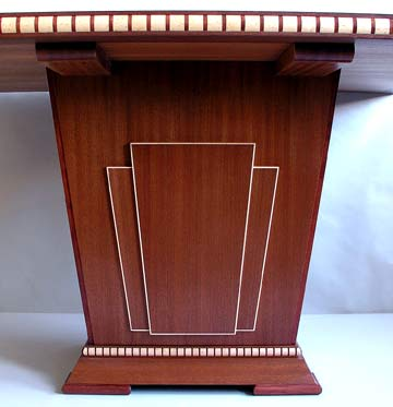 Art Deco Table design