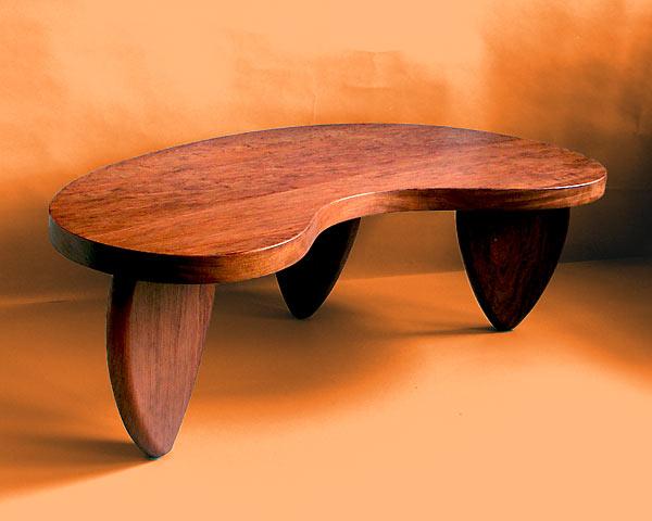 Ameba Table Lima Bean Table