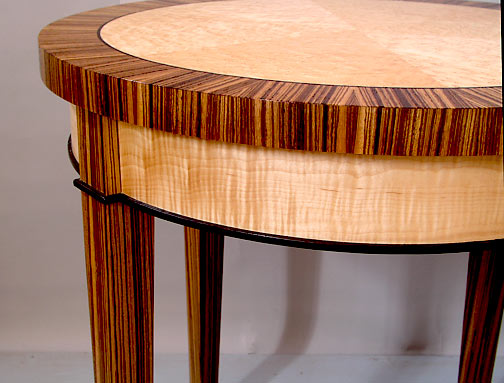 Zebrawood Tabletop
