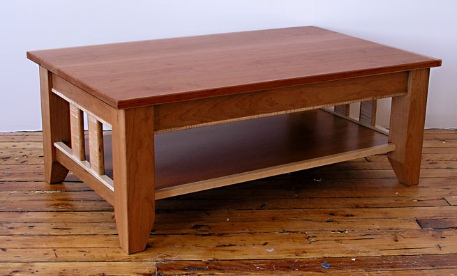 arts and crafts television table