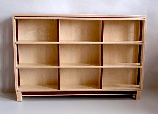 dvd shelving