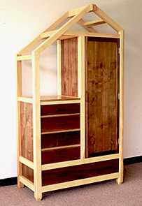 Walnt Armoire