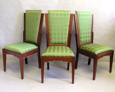 Art Deco Chair Set