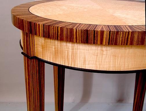 Zebrawood Tabletop